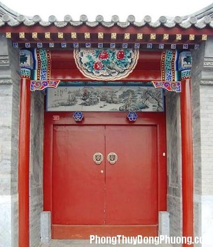phong thuy mau sac toi ky cho cua chinh khong the khong biet hinh 2 1 Phong thủy: Màu sắc tối kỵ  dành cho cửa chính không thể không biết