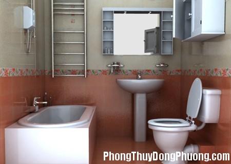 phong thuy nha o 20031 Nguyên tắc bố trí phòng vệ sinh để tránh vận xui