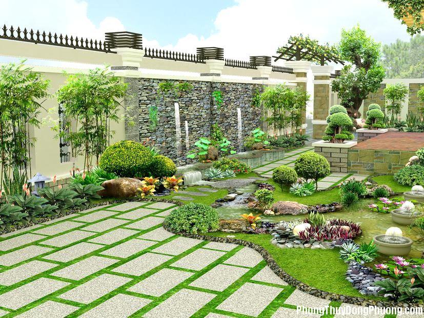 san vuon Chọn loại cây cảnh hợp phong thuỷ để trồng trong nhà