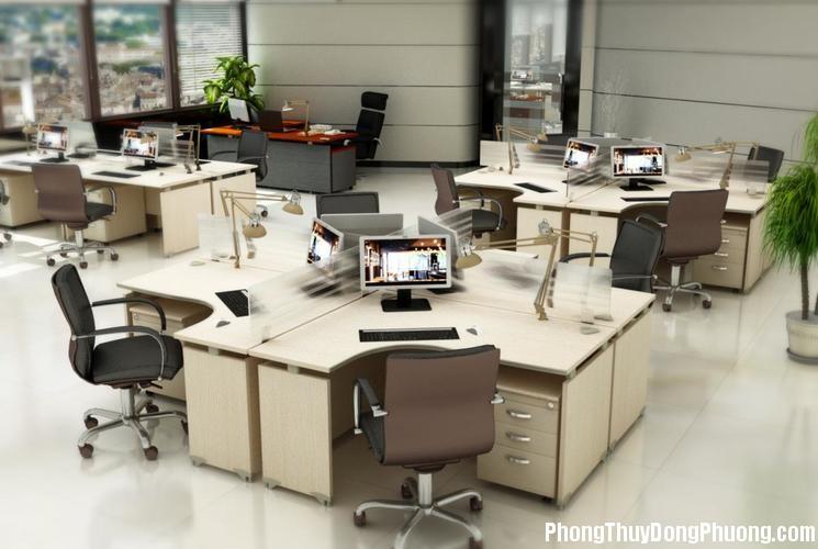 sap dat do dung van phong hop phong thuy 37462 1 Làm sao sắp đặt đồ dùng văn phòng hợp phong thủy