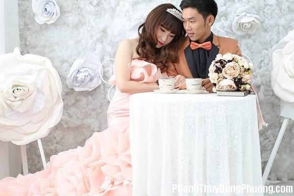 sap dat phong thuy cho ngay cuoi them vien man hinh anh 1 101016083 Cách sắp đặt phong thủy nhà cho ngày cưới thêm viên mãn