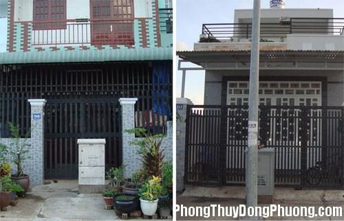 tudien bai Làm sao hóa giải cột điện trước cửa nhà