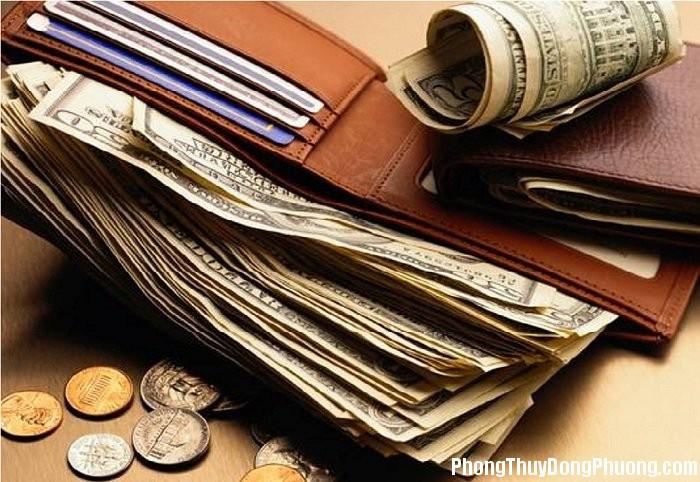 12040 Mẹo phong thủy với chiếc ví giúp cho tiền tài luôn đầy ắp