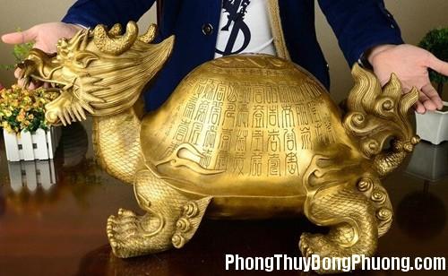 20151020015249673 Biểu tượng Rùa trong phong thủy: Công danh và tiền tài chậm mà chắc