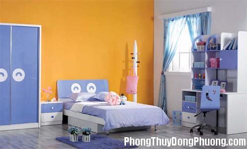 46 6 Phòng ngủ hợp phong thủy dành cho bé yêu