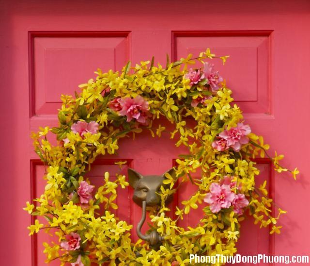 Arthur Tilley pinkdoor Cách chọn màu sơn theo hướng cửa cho vận may đầy nhà