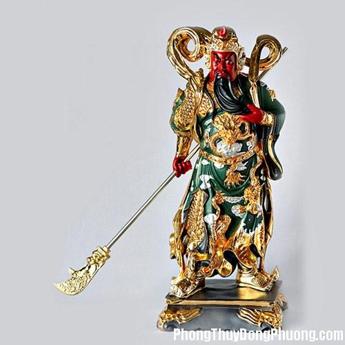 Gioi thieu va phan biet cac vi Than Tai hinh anh 2 Giới thiệu và phân biệt các vị Thần Tài trong phong thủy