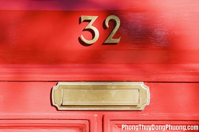 ImageSource Cách chọn màu sơn theo hướng cửa cho vận may đầy nhà
