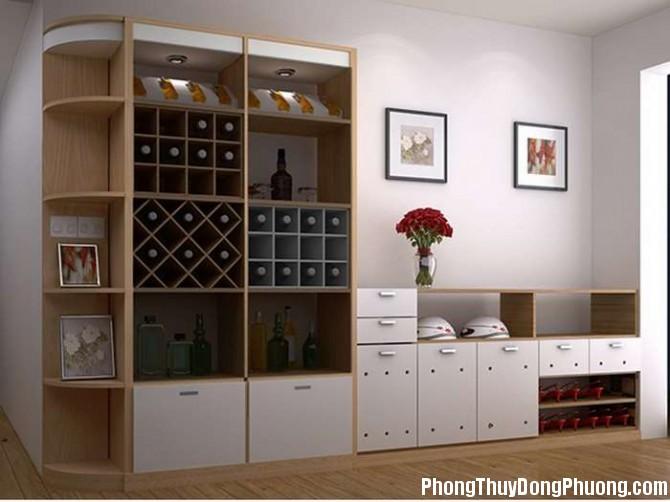bay tri ruou pt 1 Copy 1495163320 Cách bày trí tủ rượu trang trí và những lưu ý phong thủy cần biết