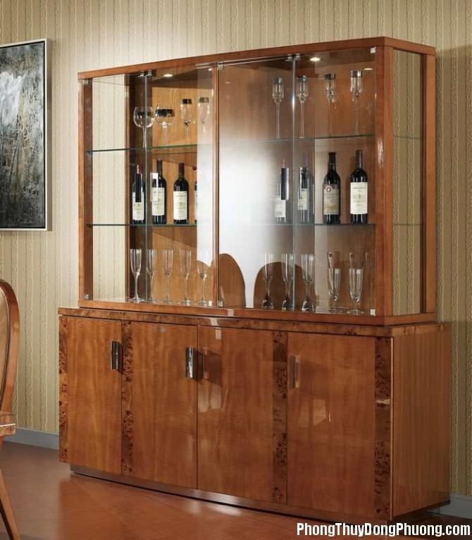 bay tri ruou pt 5 Copy 1495163407 Cách bày trí tủ rượu trang trí và những lưu ý phong thủy cần biết