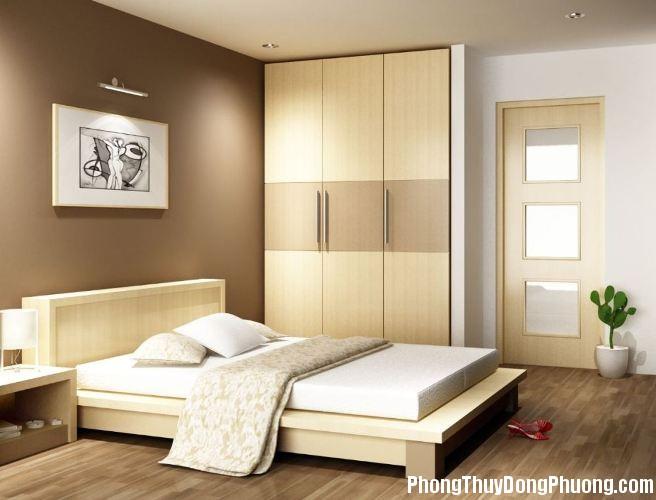 f3 1 Những vị trí đặt giường ngủ hợp phong thủy