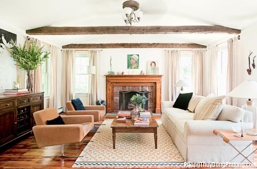 linh hut tai loc vao nha nho chon lua va bay tri sofa ban tra theo phong thuy 1b3457930d 8 nguyên tắc trong lựa chọn và cách bài trí bàn ghế phòng khách để hút tài lộc vào nhà
