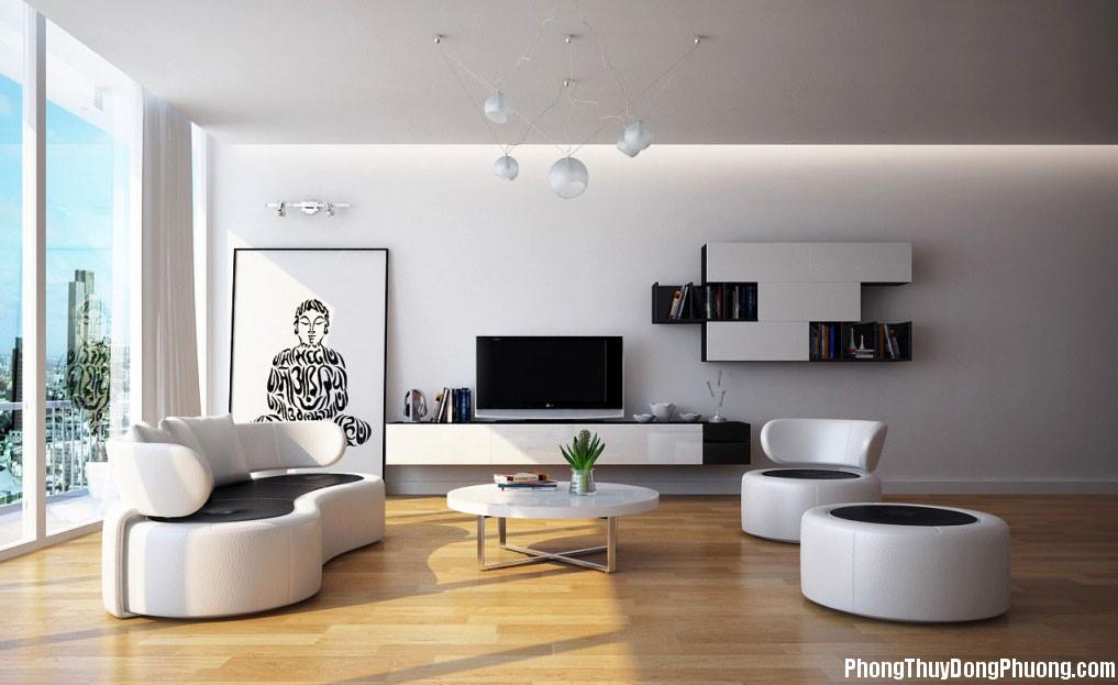 linh hut tai loc vao nha nho chon lua va bay tri sofa ban tra theo phong thuy 402e307580 8 nguyên tắc trong lựa chọn và cách bài trí bàn ghế phòng khách để hút tài lộc vào nhà