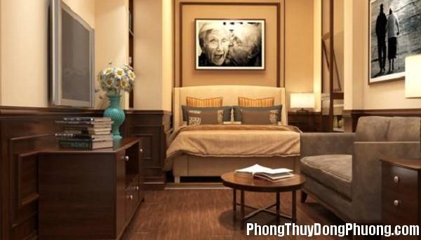 phong thuy phong ngu nguoi gia tang tuoi tho 5 1494557415 Thay đổi một số yếu tố phong thủy trong phòng ngủ để người già được tăng thêm phúc thọ