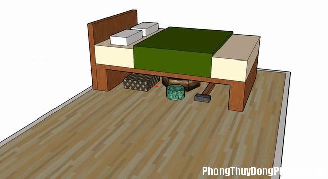 pt do o gam giuong 1 1495164166 Đừng nên cất đồ dưới gầm giường nếu không muốn gặp tai họa.