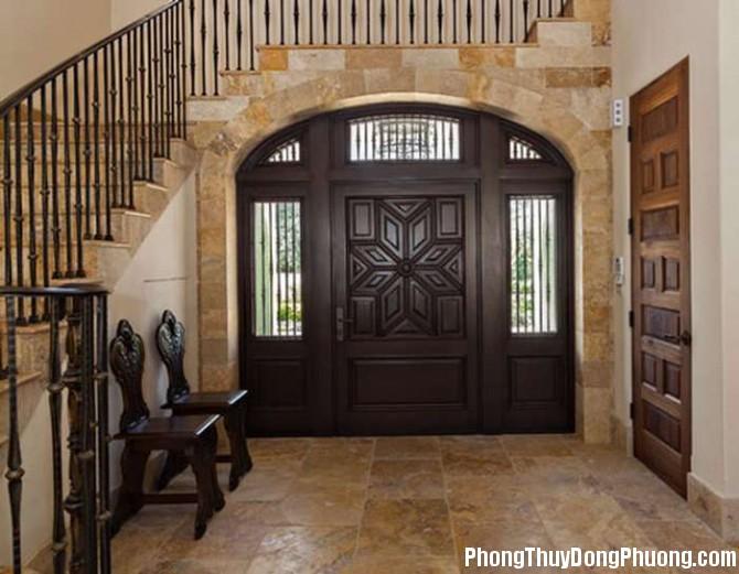 pt luu y thiet ke 1 Copy 1494993988 Những quy luật cần phải lưu ý khi thiết kế cửa chính để hút tài lộc vào nhà