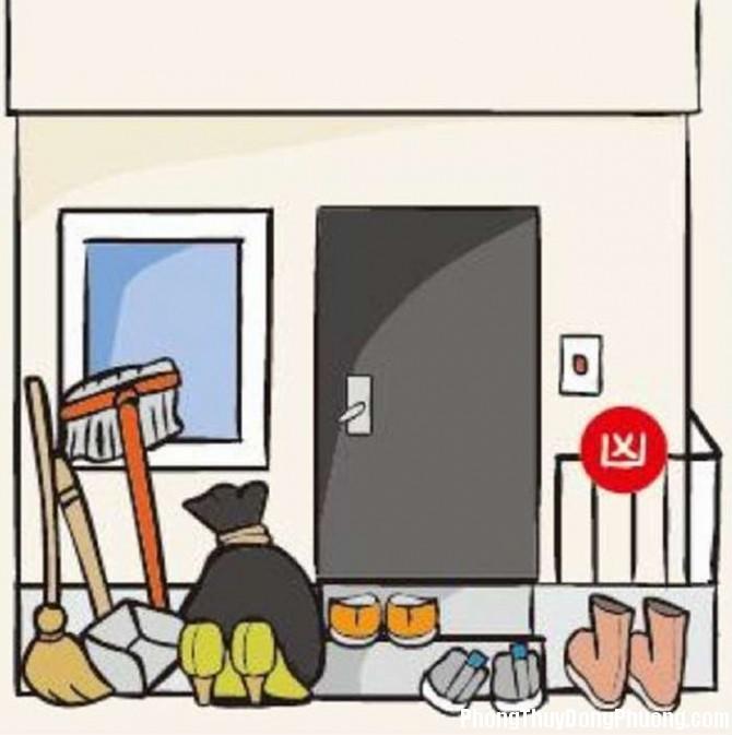 pt luu y thiet ke 3 Copy 1494994043 Những quy luật cần phải lưu ý khi thiết kế cửa chính để hút tài lộc vào nhà
