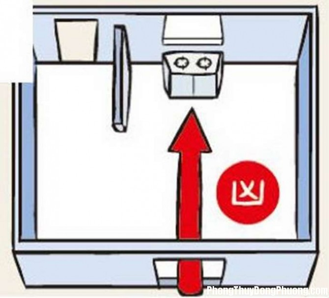 pt luu y thiet ke 5 Copy 1494994158 Những quy luật cần phải lưu ý khi thiết kế cửa chính để hút tài lộc vào nhà