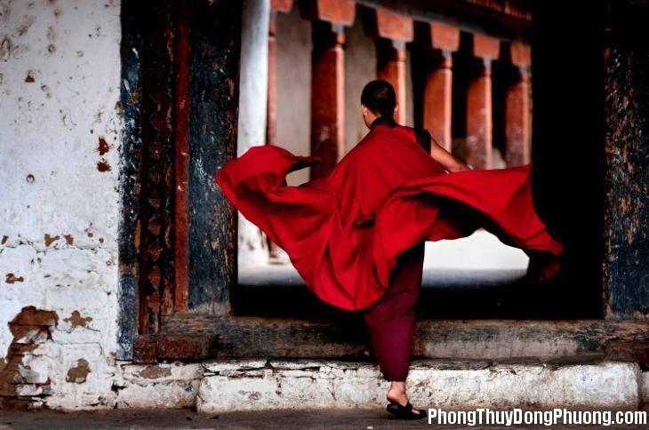 tcb 021313 monk Bí mật của phong thủy, không phải ở phần mộ tổ tiên hay nhà ở…