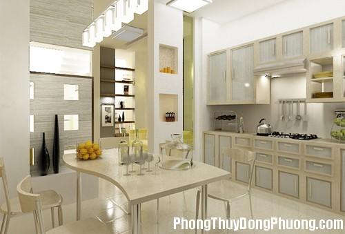 1379574795 1 Phong thủy nhà bếp: Những điều nên và không nên