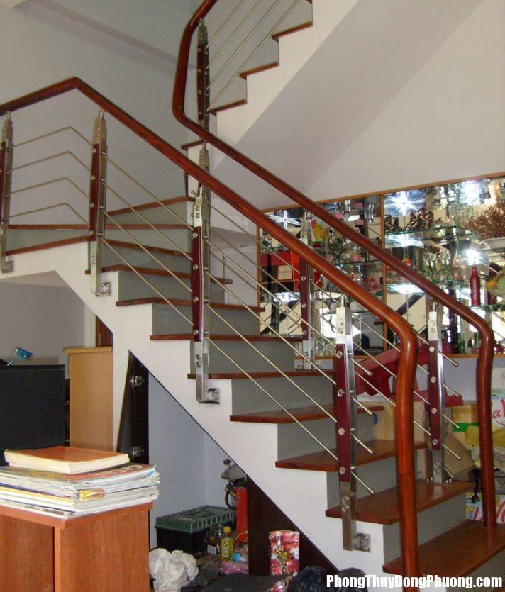 20 mau cau thang dep nhat trong nam 3 Nên thiết kế cầu thang thế nào để rước tài lộc, tránh vận xui xẻo?