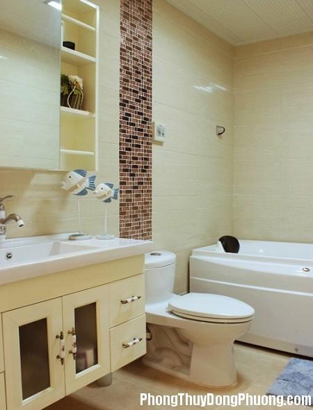 20130627030545776 Làm sao hóa giải giải hướng xấu cho nhà tắm?
