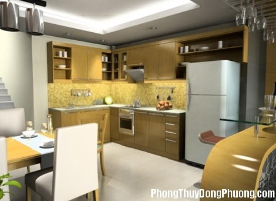 20130705113510669 Cần lưu ý về phong thủy cho đồ dùng nhà bếp