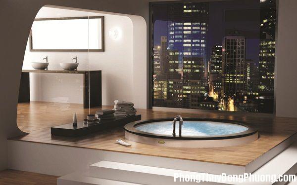 20131219042536275 Những điều cần chú ý về phong thủy cho phòng tắm tràn năng lượng