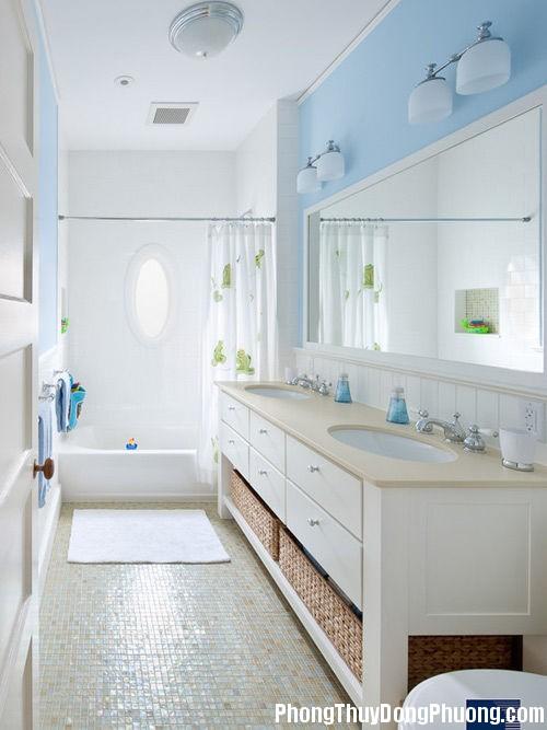 20131231104005292 Phòng tắm hiện đại cũng cần bố trí hợp phong thủy