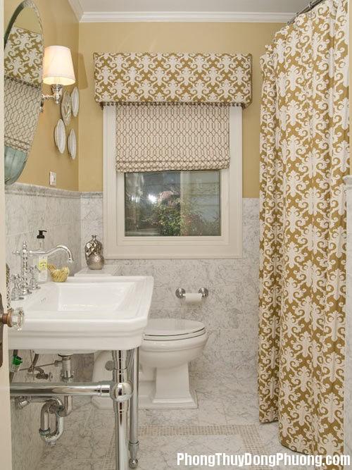20131231104007679 Phòng tắm hiện đại cũng cần bố trí hợp phong thủy