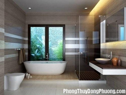20161130075740 7ec3 Những điều cần chú ý phong thủy phù hợp cho phòng tắm