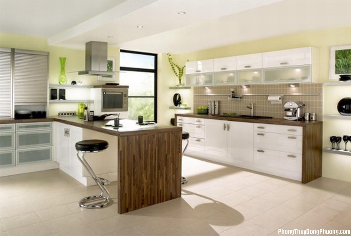 Remarkable Best Kitchen Design Ideas baefa Bài trí bếp hợp phong thủy sẽ đem lại hòa khí cho gia đình
