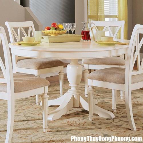 ban an 2 3f371110 Cách sắp xếp bàn ăn hợp phong thủy để gắn kết gia đình lại