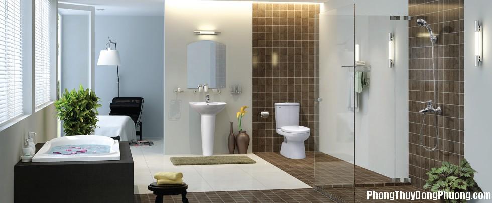 kichthuoc4 Thiết kế phòng tắm, nhà vệ sinh sao cho hợp phong thủy?