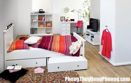 phongthuy1 3e6b Có thể phá sản nếu như để đồ dưới gầm giường