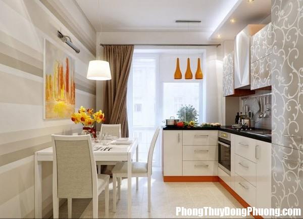 10 75af0 Phong thủ phòng bếp cho căn hộ chung cư