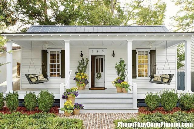 20170414164730 phong cach dong que 5 Những lời khuyên bổ ích dành cho ngôi nhà có phong cách đồng quê