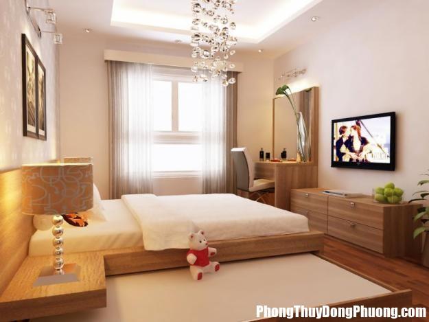 4E1 botriphongthuy Căn hộ chung cư có 2 3 phòng ngủ phải bố trí sao cho hợp phong thủy ?