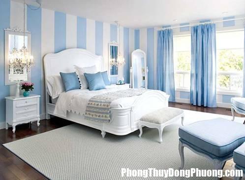 5AD kegiuongngu Bí quyết kê giường ngủ theo phong thủy giúp gia chủ khỏe mạnh