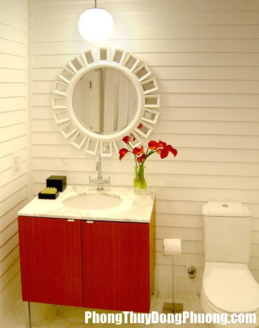 AN19.02.02 Để nước nhỏ giọt trong phòng tắm thì tài lộc cũng theo đó mà ra đi