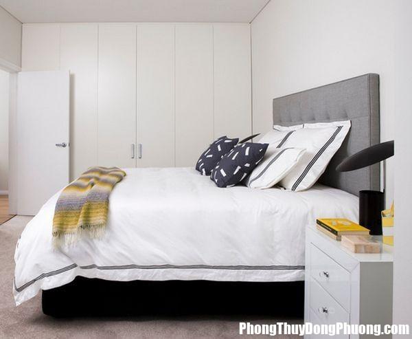 goi y bo tri phong ngu giuong ngu hop phong thuy 35928 1 Cơ thể cường tráng khỏe mạnh nhờ cách sắp xếp giường ngủ, phòng ngủ hợp phong thủy
