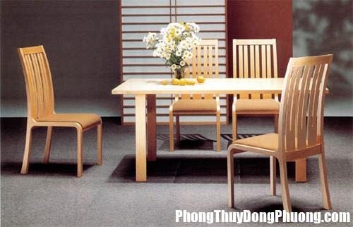 kieng ky khi xep ban an trong nha 27550 3 Sắp xếp bàn ăn trong nhà nhớ tránh những điều này kẻo hao tài
