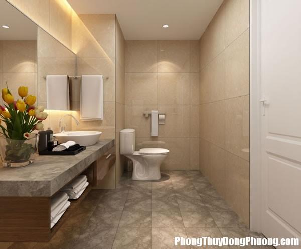 phongvesinh2 Cách hóa giải phong thủy xấu cho nhà vệ sinh