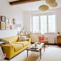 yellow+sofa