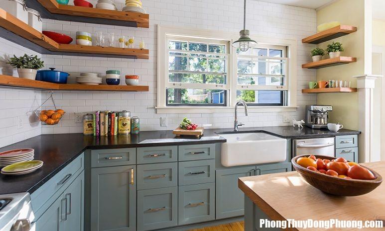 100629baoxaydung image002 Phòng bếp nhỏ bố trí như thế này vừa tiện nghi lại hợp phong thuỷ
