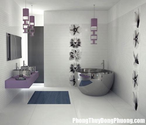 18 DOOL TT 091018 HT5 1 Những điểm cần lưu ý về phòng tắm, vệ sinh trong phong thủy