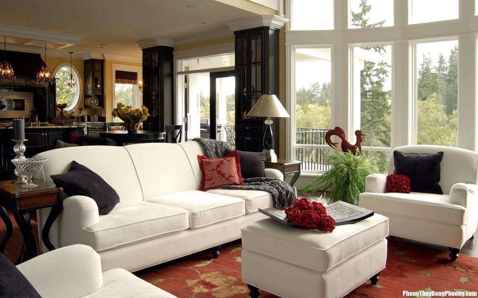 AB2 sofa1 Cách đặt sofa hút may mắn và tài lộc cho gia chủ
