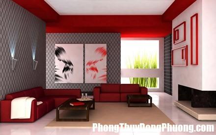 BCF sonnhamaunao1 Chọn màu sơn nhà đem lại may mắn cho gia chủ
