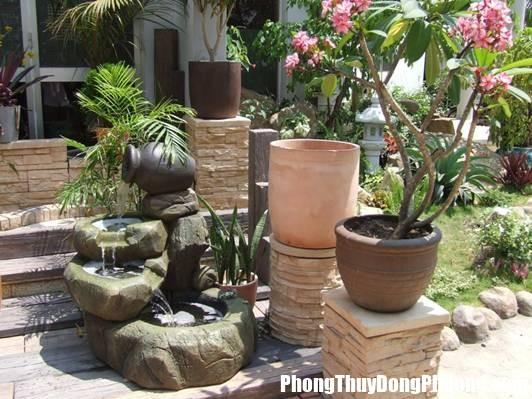 Nuoc071215 1 Chọn vị trí đặt nước hợp phong thủy rước tài lộc vào nhà