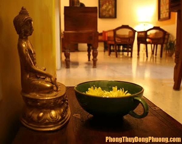 dat tuong phat o cung vi nay trong nha gia chu thanh thoi cau 1 Những cấm kị cần biết khi trang trí tượng Phật để gia đình được bình an